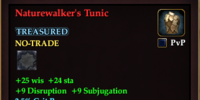 Naturewalker's Tunic