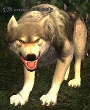 Savage weald wolf