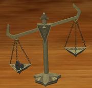 Deklium weighing scales (Visible)