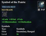 Symbol of the Prairie