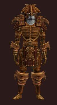 Animist's Elysian (Armor Set) (Visible, Male)