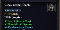 Cloak of the Reach