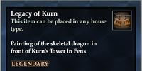 Legacy of Kurn