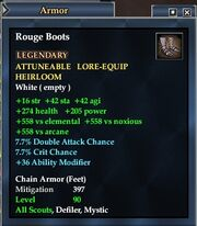 Rouge Boots