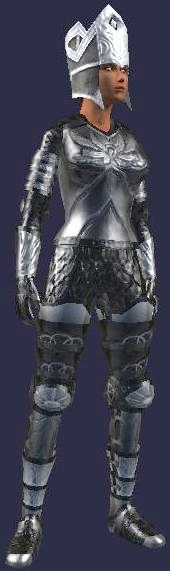 Regal Armor of Scathing (female)