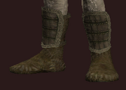 Scholar's Spellwoven Shoes (Equipped)