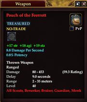 Pouch of the Feerrott