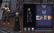 Guild hall amenity - guild cloak designer