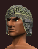 Sensei's Skullcap of the Fightmaster (Equipped)