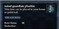 Naiad guardian plushie