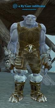 A Ry'Gorr infiltrator