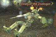 Direbolt the Zoologist