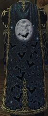 Ghoulish Night Cloak (Visible)
