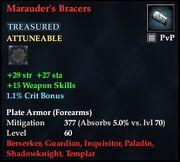 Marauder's Bracers
