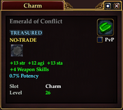 Emerald of Conflict