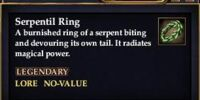 Serpentil Ring