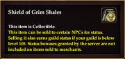 Shield of Grim Shales