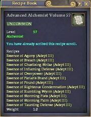 Advanced Alchemist Volume 57