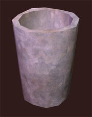 Silvery-cup