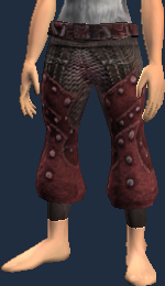 Scourgesmith Cloth Leggings (Equipped)