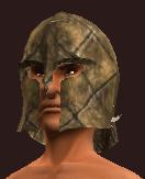 Graceful Hanshi's Skullcap (Equipped)