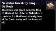Nektulos Forest, by Torq De'Rech