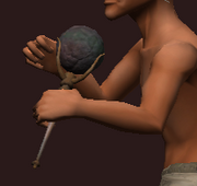 Orb of Discarded Parts (Equipped)