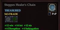 Steppes Healer's Chain