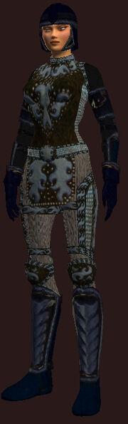 Leather Armor of Demolishing(Worn)