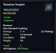 Tunarian Scepter