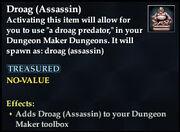 Droag (Assassin)