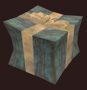 Moldering-gift-box