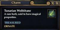 Tunarian Wolfsbane