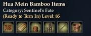 Hua Mein Bamboo Items