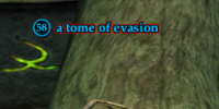 A tome of evasion
