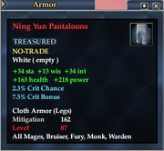 Ning Yun Pantaloons