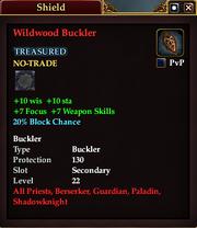 Wildwood Buckler