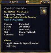 Cookies Vegetables