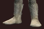 Resplendent Thaumaturge's Shoes (Equipped)