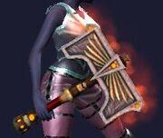 Soulfire Hammer (Visible)