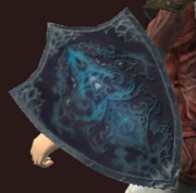 Tainted Knight's Shield (Equipped)
