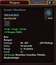 Scout's Shortbow