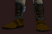 Frostwind Champion's Foot Wraps (Equipped)