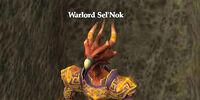 Warlord Sel'Nok