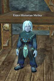 Elder Historian Melna
