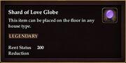 Shard of Love Globe