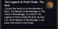 The Legend of Puab Closk: The End
