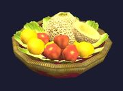 Fresh Fruit Assortment (visible)