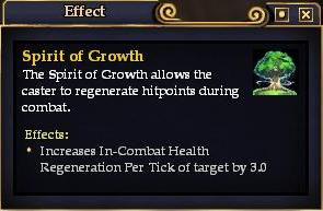Spirit-Growth