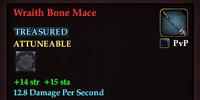 Wraith Bone Mace